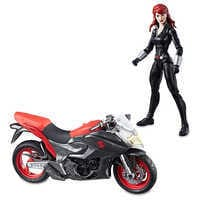 Image of Black Widow Action Figure - Marvel Legends Series # 3