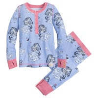 Beauty and the Beast PJ Set - Munki Munki - Kids