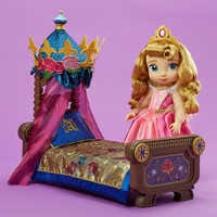Image of Disney Animators' Collection Aurora Bed Set # 2