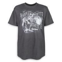 The Hatbox Ghost T-Shirt - Haunted Mansion - Men