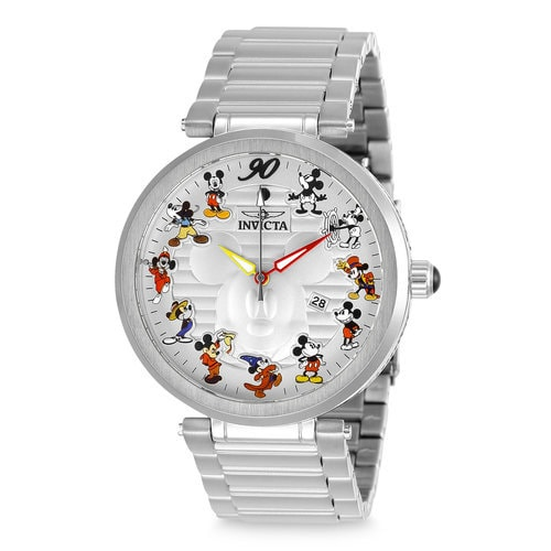 Mickey Mouse 90th Anniversary Watch For Men By Invicta
