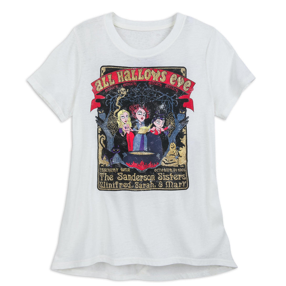 6f691734 Product Image of Hocus Pocus T-Shirt for Women # 1