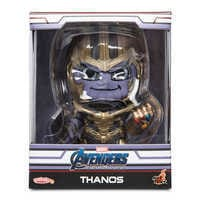 Image of Thanos Cosbaby Bobble-Head Figure by Hot Toys - Marvel's Avengers: Endgame # 4