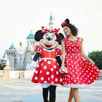 Image of Minnie Mouse Sweetheart Dress for Women # 5