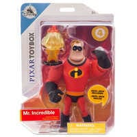 Image of Mr. Incredible and Jack-Jack Action Figure Set - PIXAR Toybox # 4