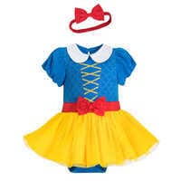 Image of Snow White Costume Bodysuit for Baby # 1