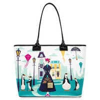 Image of Mary Poppins Returns Tote by Dooney & Bourke # 1
