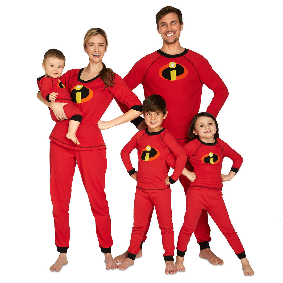 product image of incredibles 2 family sleepwear collection 1