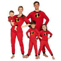 Image of Incredibles Logo PJ PALS for Baby # 2