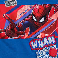 Image of Spider-Man Tank Top and Shorts Set for Boys # 4