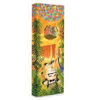 Image of Up ''Journey to Paradise Falls'' Giclée on Canvas by Tim Rogerson # 1