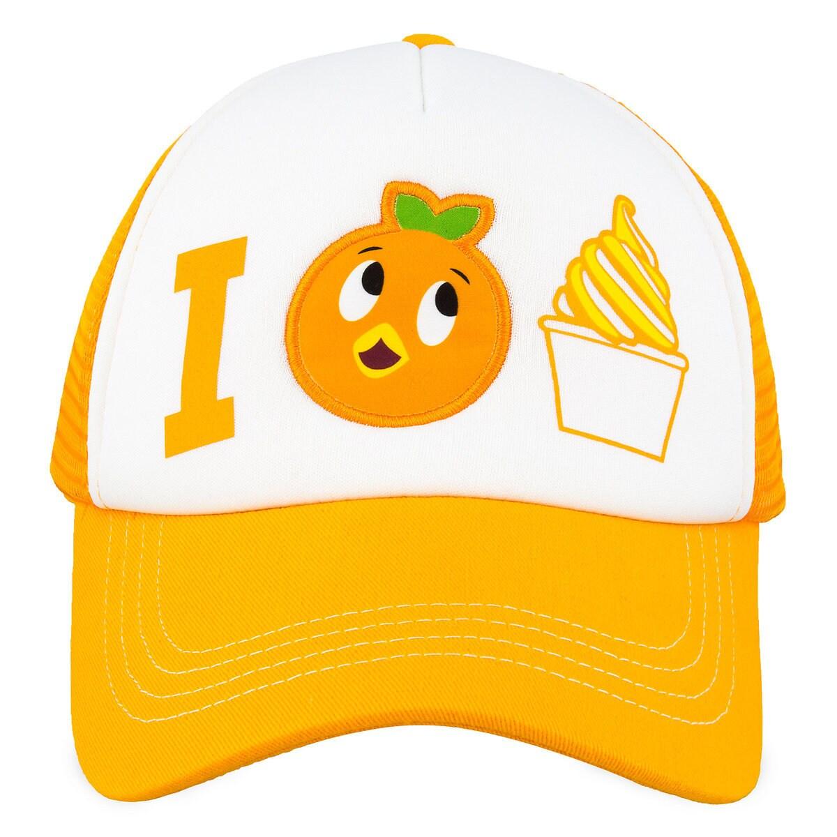 6e2c0365ca04b Product Image of Orange Bird Trucker Hat for Adults   1