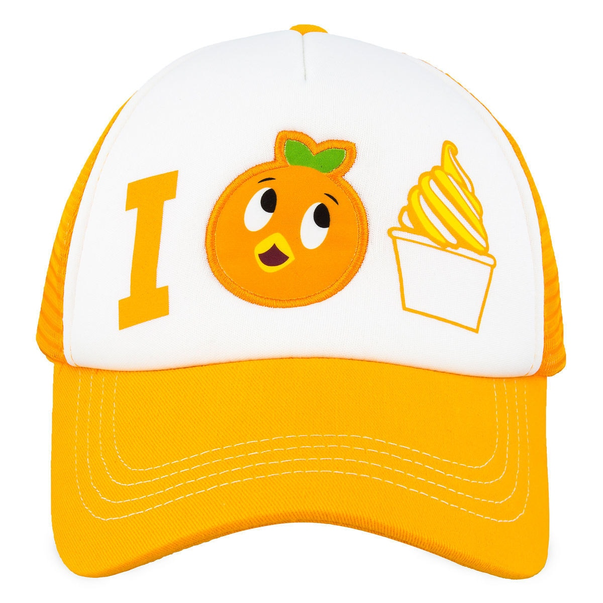 Product Image of Orange Bird Trucker Hat for Adults   1 cd1f68c93a9c