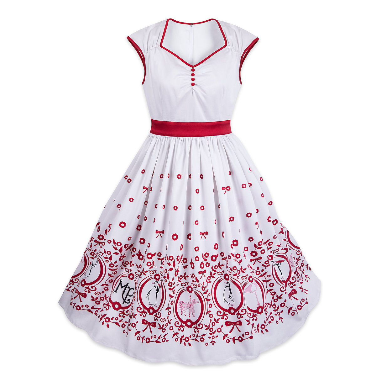 ec2f5dcd Product Image of Mary Poppins Dress for Women # 1