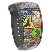 Image of Pandora: The World of Avatar Limited Edition MagicBand 2 - Travel Stamps # 1