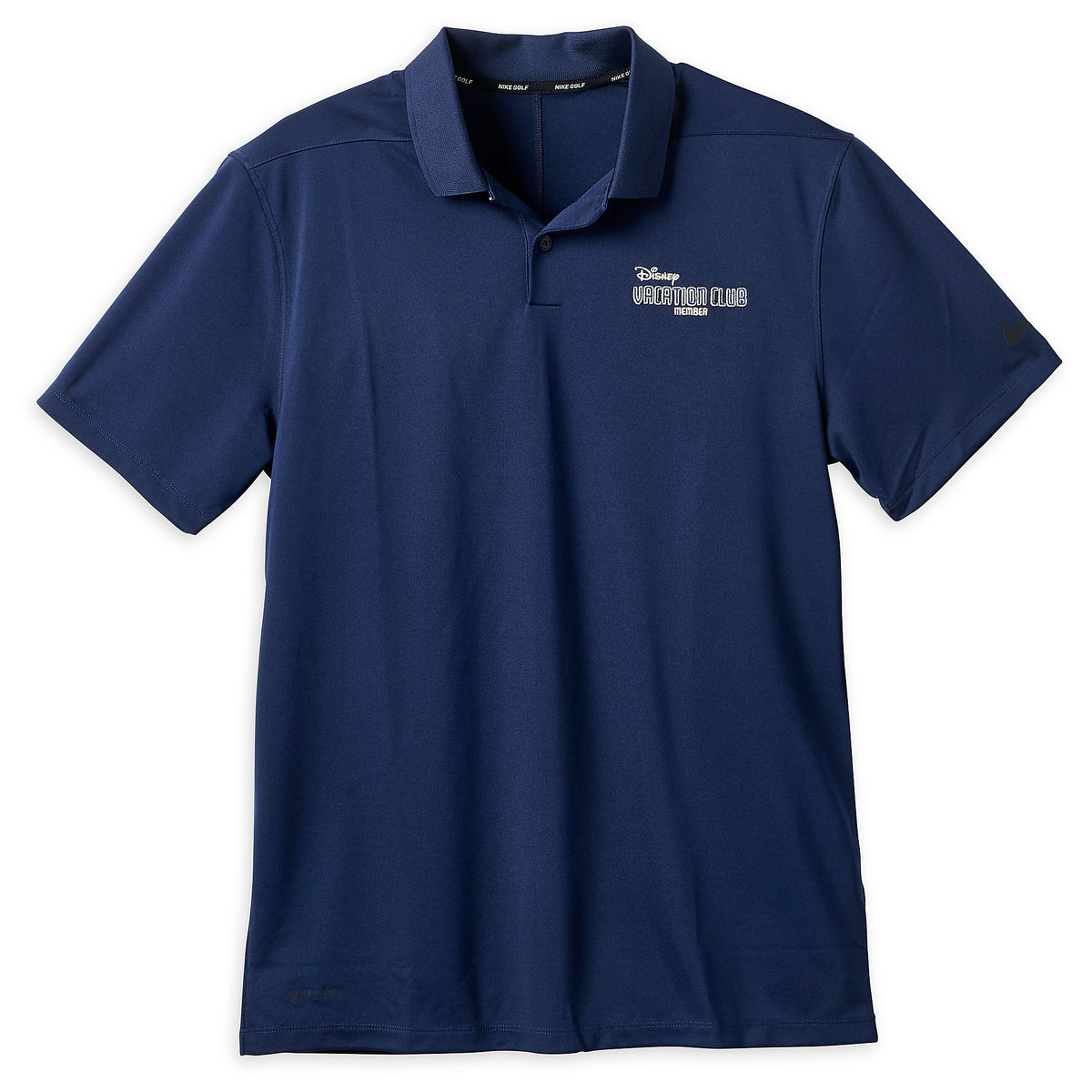 Product Image of Disney Vacation Club Polo Shirt for Men by Nike Golf - Navy    8717bc125