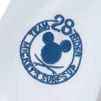 Image of Mickey Mouse Surf Team Shirt and Shorts Set for Boys # 7