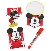 Image of Mickey Mouse Lunch Note Set - Disney Eats # 1