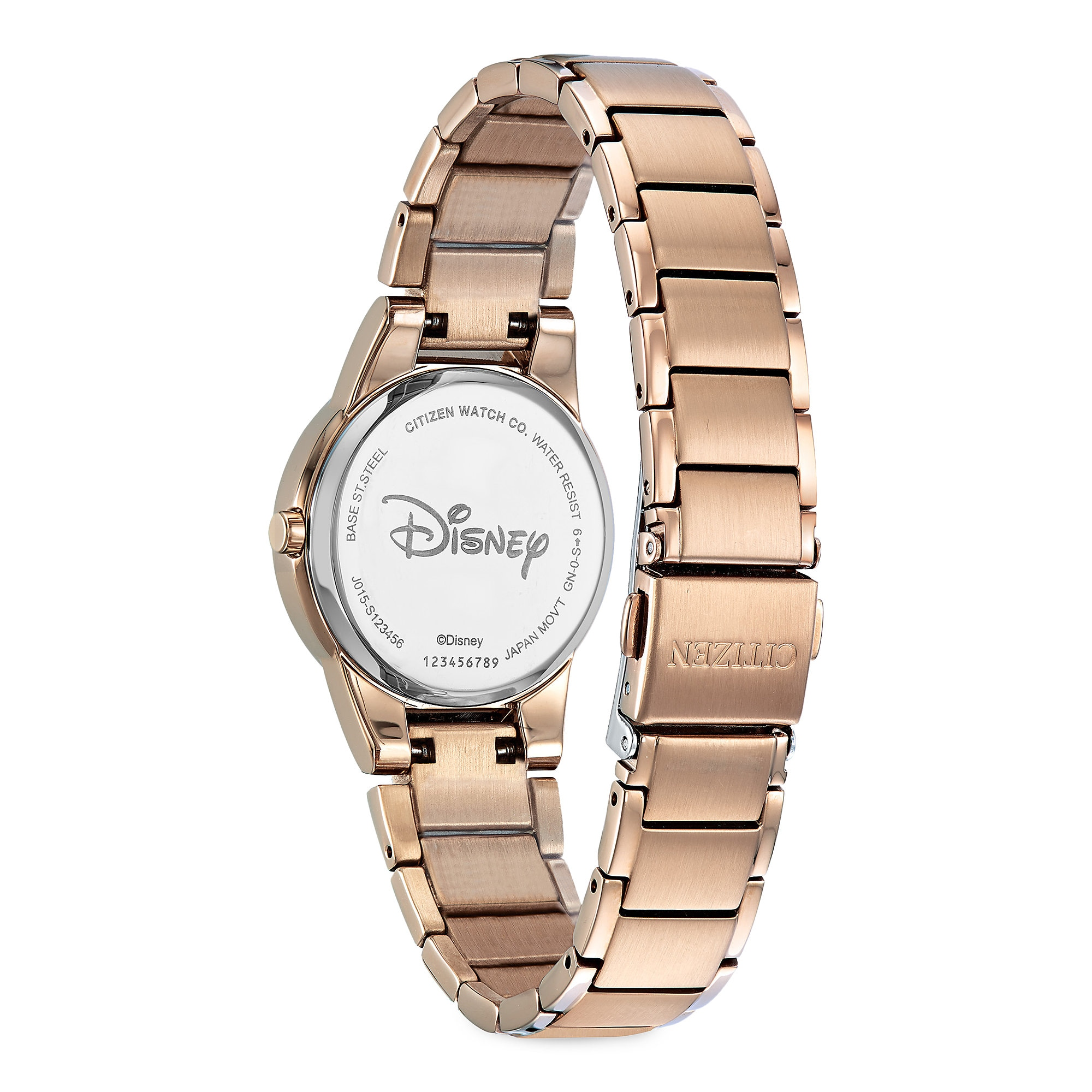 Mickey Mouse Icon Eco-Drive Watch for Women by Citizen