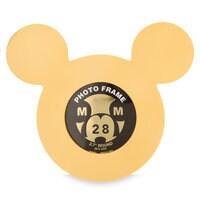 Mickey Mouse Icon Millennial Photo Frame - 3 1/2'' Round