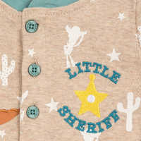 Image of Woody Long Sleeve Bodysuit for Baby # 4