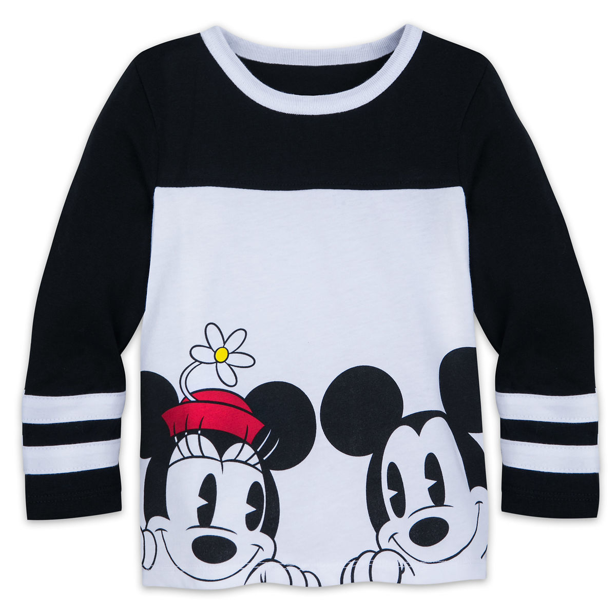 Mickey And Mickey Mouse Long Sleeve Shirt For Kids Shopdisney
