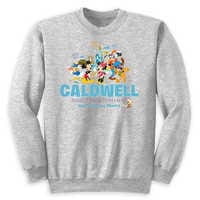 Image of Mickey Mouse and Friends Family Vacation Pullover for Kids - Walt Disney World 2019 - Customized # 3