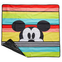 Image of Mickey Mouse Summer Fun Backpack with Picnic Mat # 7