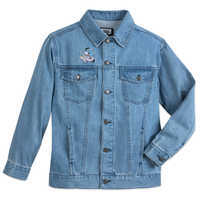 Image of Aladdin Denim Jacket for Women - Oh My Disney # 1