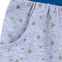 Image of Marvel's Captain Marvel Pajama Set for Women # 3