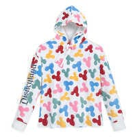 Image of Mickey Mouse Balloon Hoodie for Adults by Junk Food - Disneyland # 1