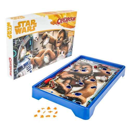 Star Wars Chewbacca Operation Game Shopdisney