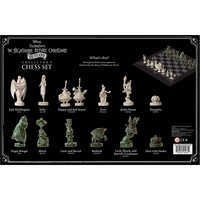 Image of The Nightmare Before Christmas 25 Years Collector's Chess Set # 5