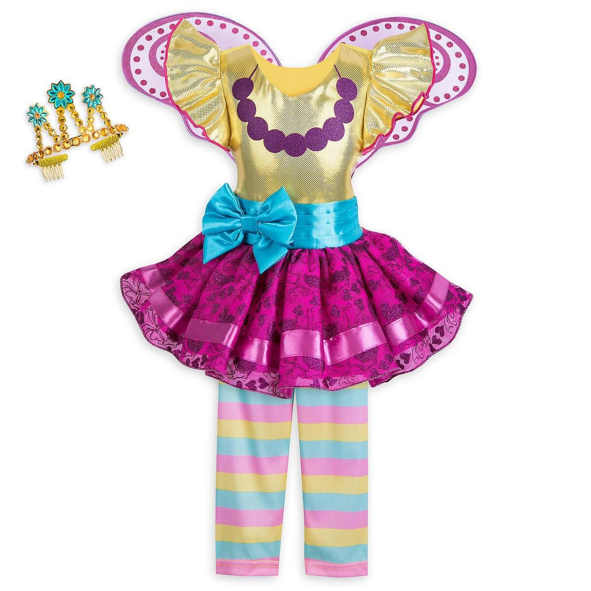 fancy nancy costume set for kids | shopdisney