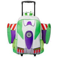 Image of Buzz Lightyear Rolling Backpack - Personalized # 1