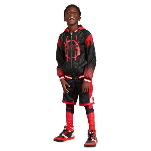 Spider-Man Miles Morales Athletic Fashion Collection for Boys