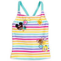 Image of Disney Emoji Swimsuit for Girls # 3