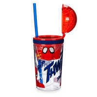 Image of Spider-Man Tumbler with Snack Cup and Straw - Disney Eats # 2