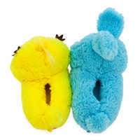 Image of Ducky and Bunny Slippers for Kids - Toy Story 4 # 3