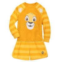 Image of Simba Pajama Set for Girls # 1