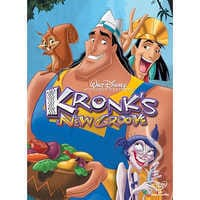 Image of Kronk's New Groove DVD # 1