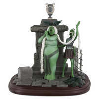 Image of Opera Singers Figurine - The Haunted Mansion # 1