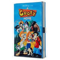Image of A Goofy Movie ''VHS Case'' Clutch Bag - Oh My Disney # 1