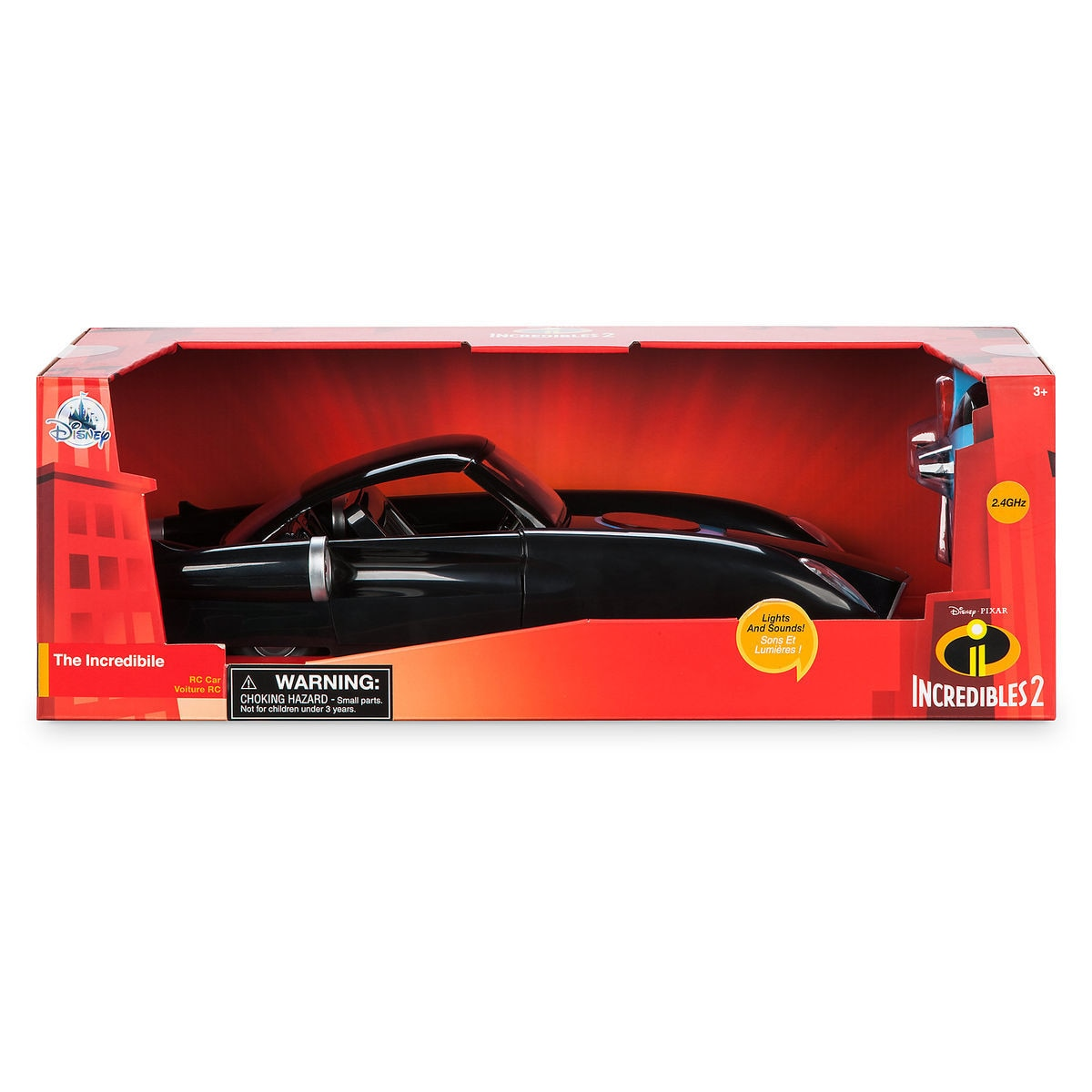 The Incredible Remote Control Vehicle Incredibles 2 Shopdisney