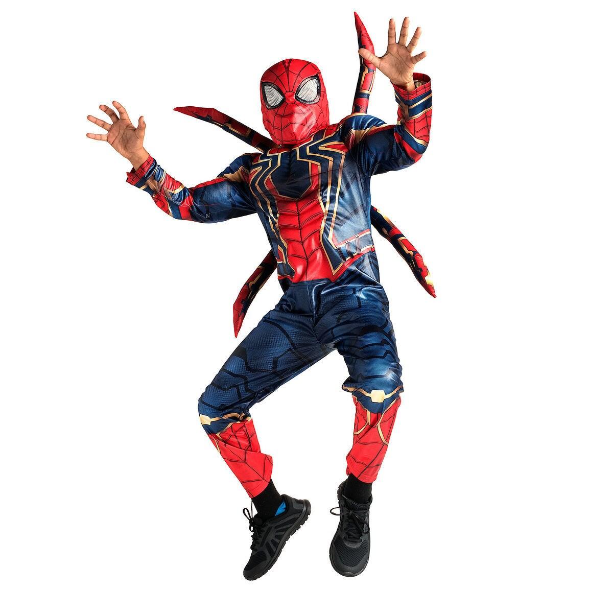 Spider Man Costume Collection For Kids Iron Spider Shopdisney