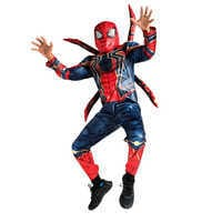 Image of Spider-Man Costume Collection for Kids - Iron Spider # 1