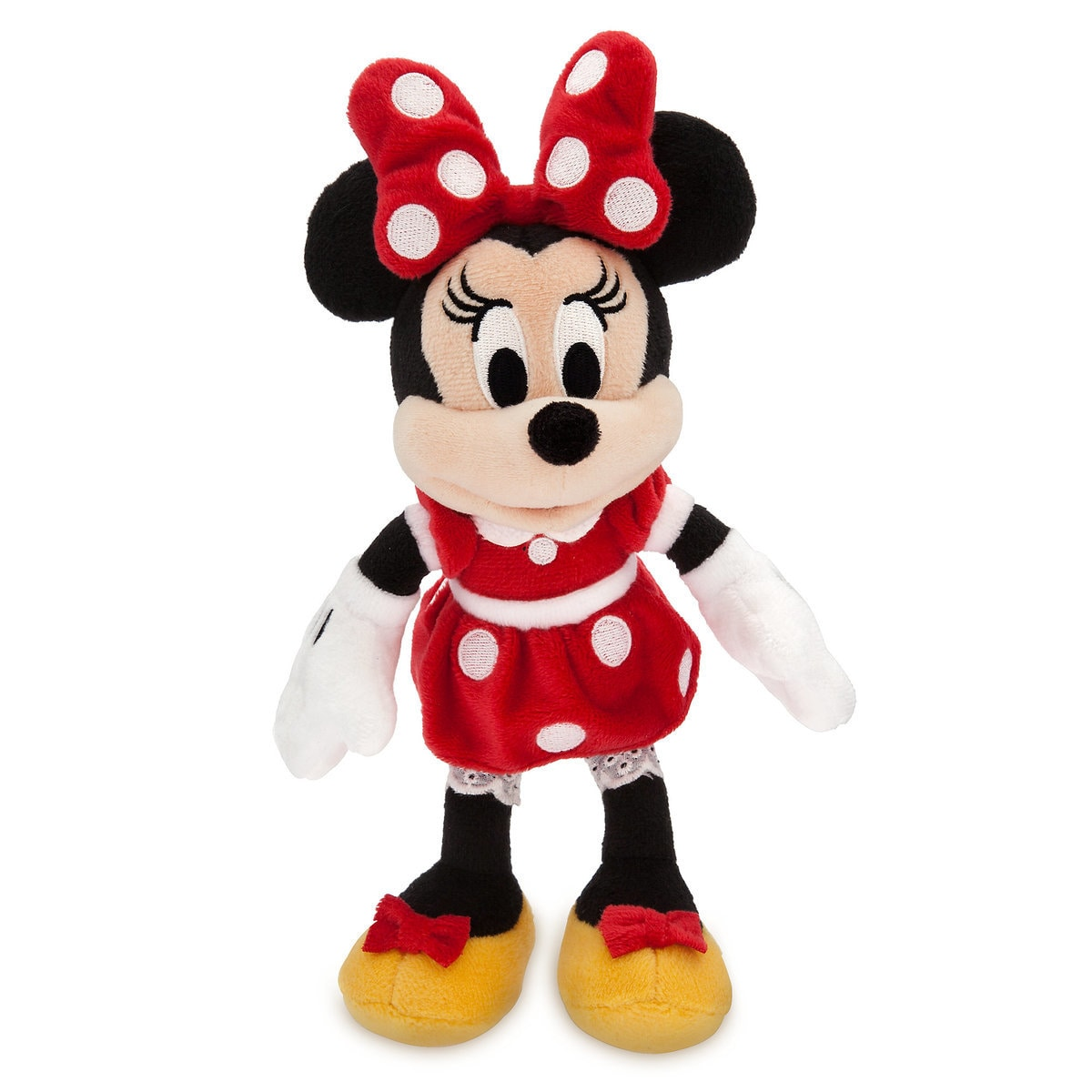 Minnie Mouse Plush Red Mini Bean Bag 9 12 Personalized