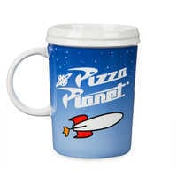 Image of Pizza Planet Mug and Forky Spoon Set - Toy Story 4 # 6