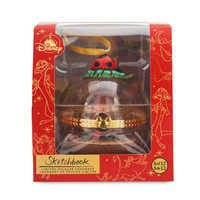 Image of Timon and Pumbaa Disney Duos Sketchbook Ornament - The Lion King - May - Limited Release # 4