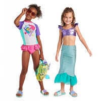 Image of Ariel and Flounder Swim Collection for Kids # 1
